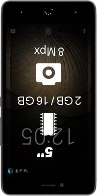 BQ Aquaris U Lite smartphone