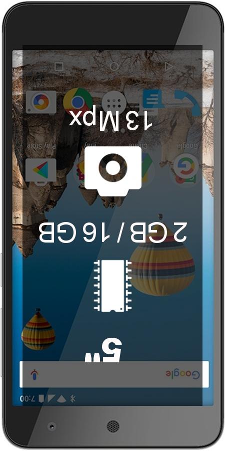 General Mobile GM5 smartphone