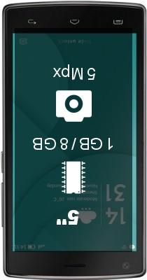 DOOGEE X5 Max smartphone