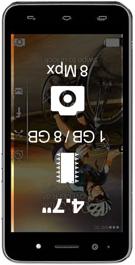 Karbonn Titanium MachOne S310 smartphone