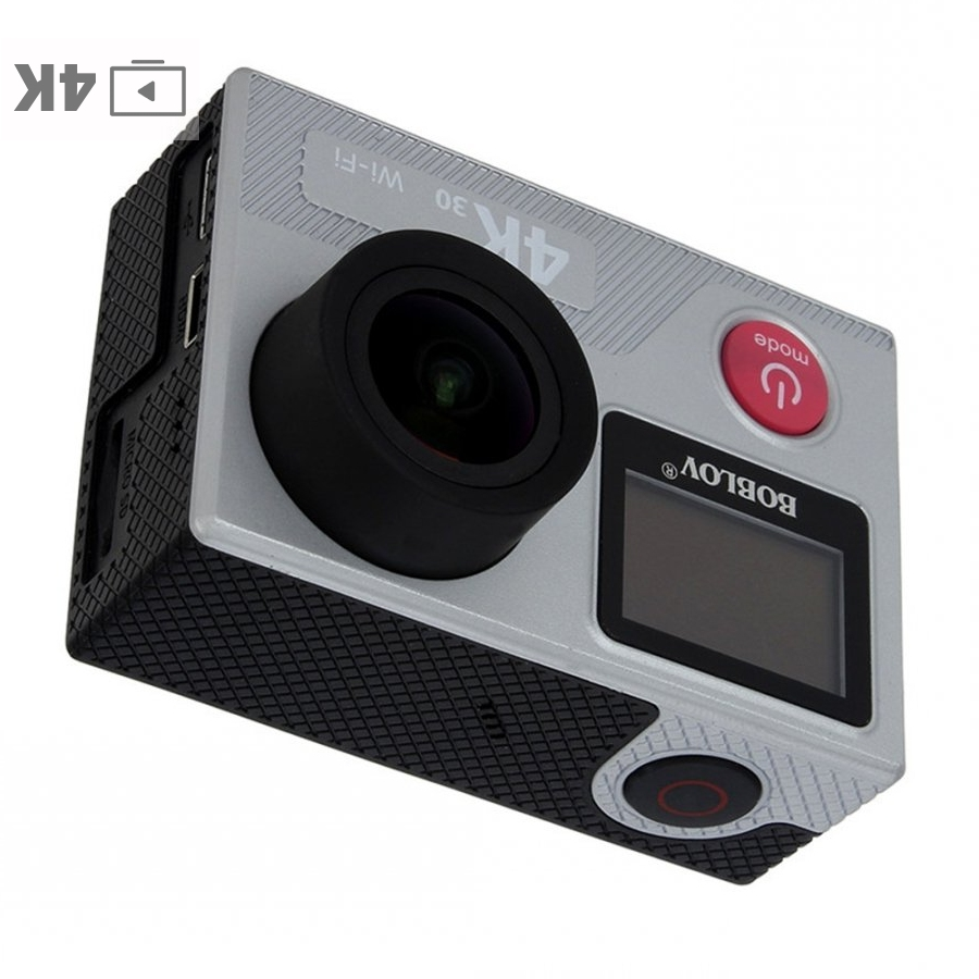 BOBLOV H8 Pro action camera