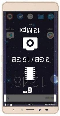 Infinix Note 3 Pro smartphone