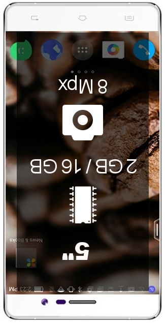 Swipe Virtue smartphone