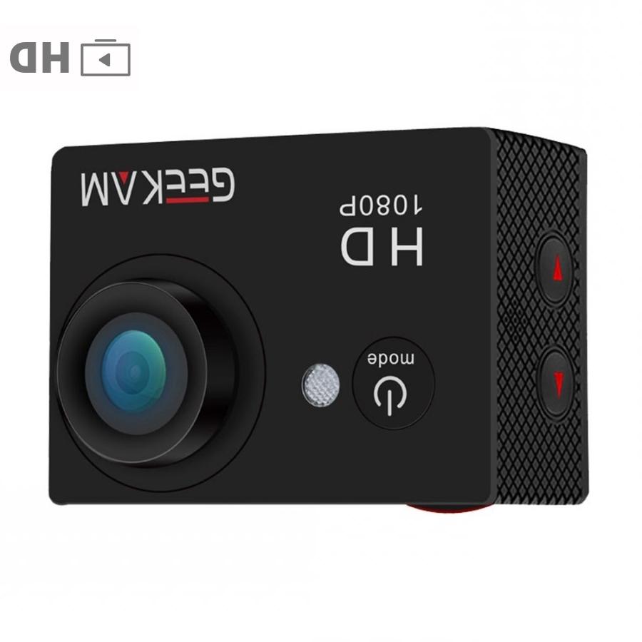 GEEKAM A9 action camera