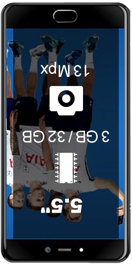 Leagoo T5c smartphone