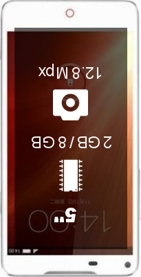 ZTE Nubia Z5S 8GB smartphone