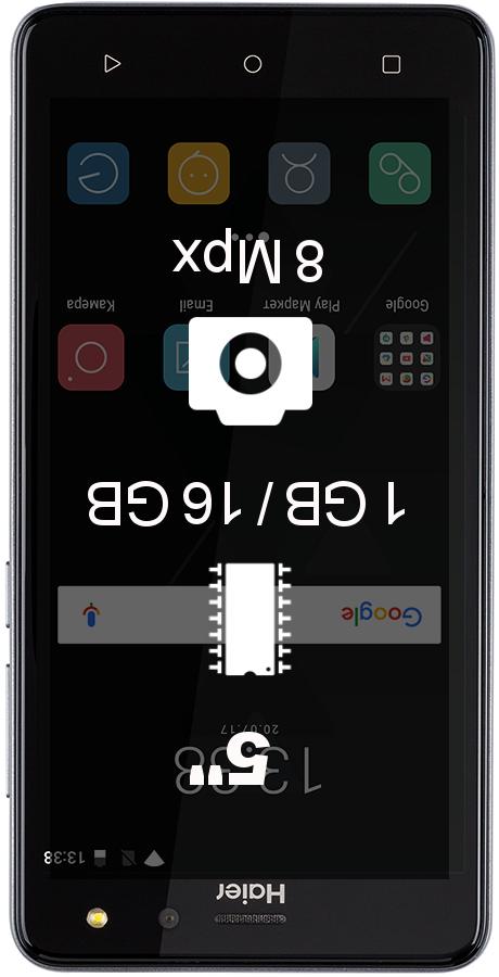 Haier Ginger G7s smartphone