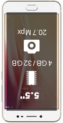 Daj X7 smartphone