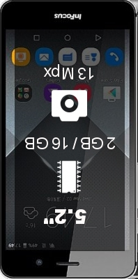 InFocus M808 v5 M808 v5 smartphone