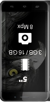 Ulefone Metal Standart smartphone