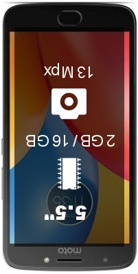 Motorola Moto E4 Plus smartphone