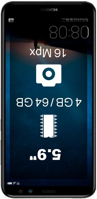 Huawei Maimang 6 AL00 smartphone