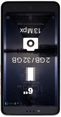 ZTE ZMax Pro smartphone