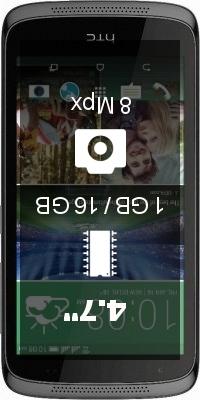HTC Desire 526G+ Dual SIM smartphone
