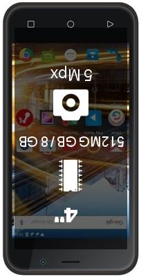 Archos 40 Neon smartphone
