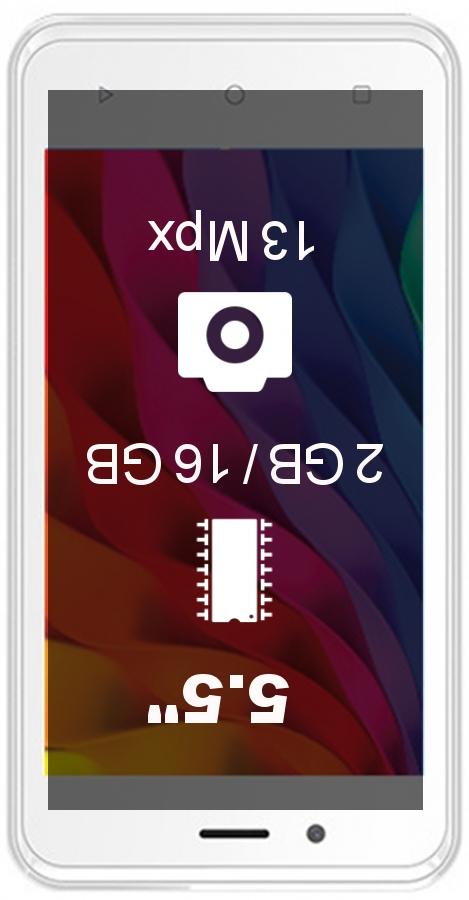 Intex Aqua GenX smartphone