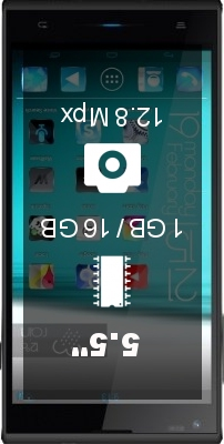 Blackview DM550 smartphone