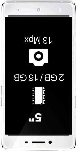 Oppo R7 Lite smartphone