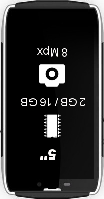 UHANS U200 smartphone