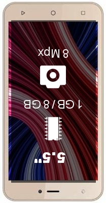 Intex Cloud Q11 4G smartphone