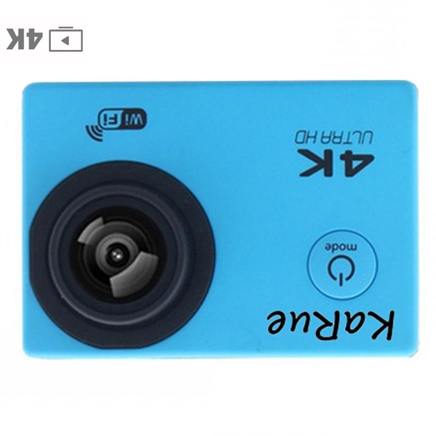 KaRue F60 action camera