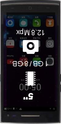Elephone G6 smartphone