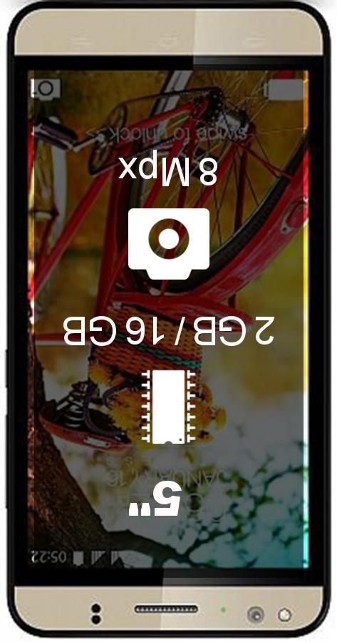 Karbonn Titanium Mach Five smartphone