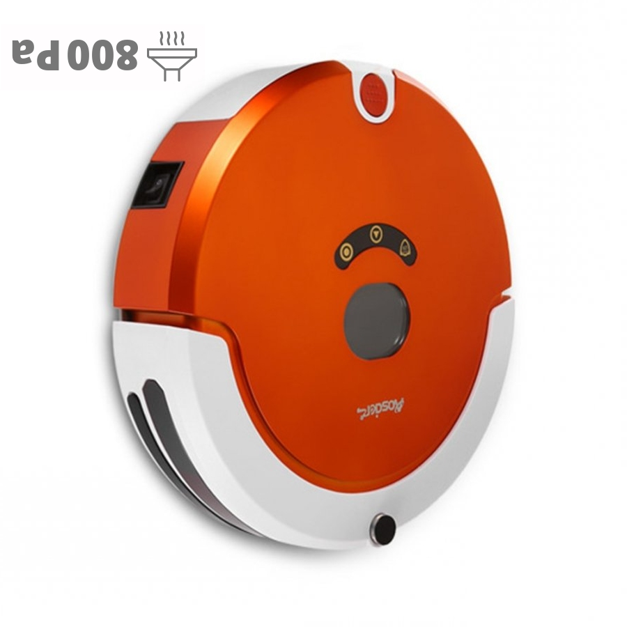 Aosder FR - smile robot vacuum cleaner