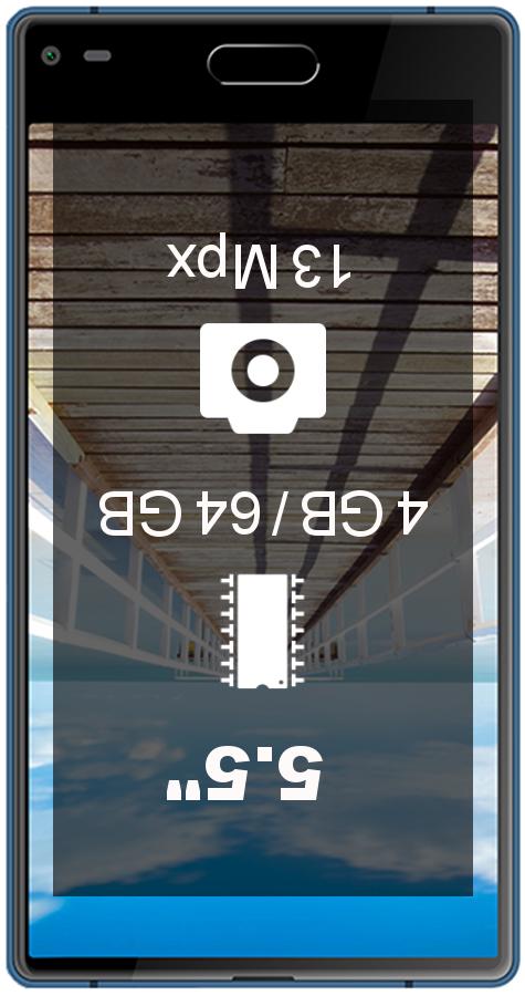 Panasonic Eluga C smartphone