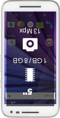 Motorola Moto G (3rd gen) 1GB 8GB smartphone