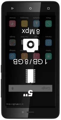 Walton Primo GH6 smartphone