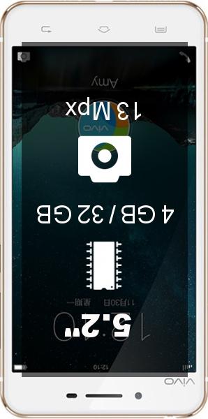 Vivo X6A smartphone