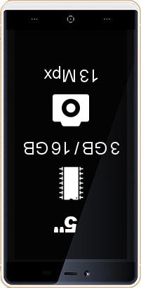 KINGZONE K2 smartphone