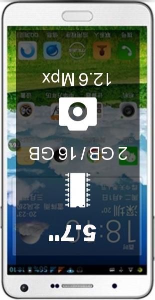 Mlais MX69w smartphone