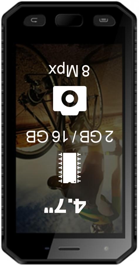 E&L S30 smartphone