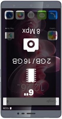Walton Primo NF2 Plus smartphone