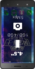Lenovo A760 smartphone