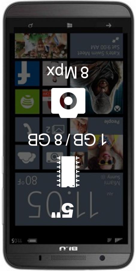 BLU Win HD LTE smartphone