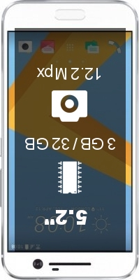 HTC 10 Lifestyle smartphone