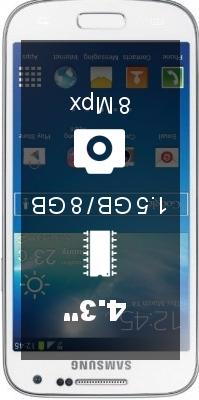 Samsung Galaxy S4 mini I9192 Duos smartphone
