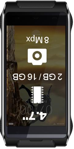 HOMTOM HT20 smartphone