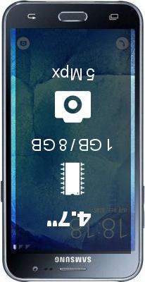 Samsung Galaxy J2 SM-J200H Dual 3G smartphone