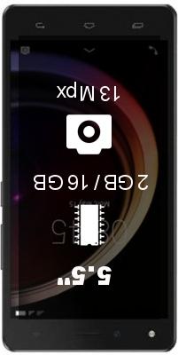 Infinix Hot 4 Pro X556 smartphone
