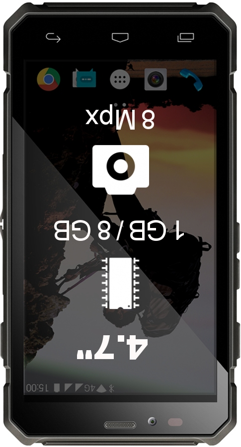 Evolveo StrongPhone Q6 LTE smartphone