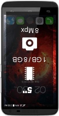 Walton Primo RM smartphone