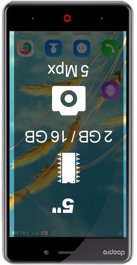 Doopro P1 Pro smartphone