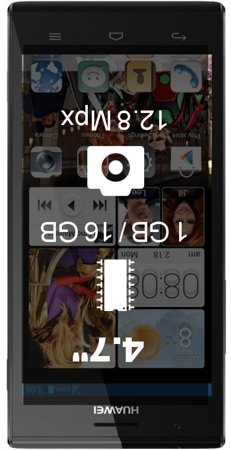 Huawei Ascend P2 smartphone