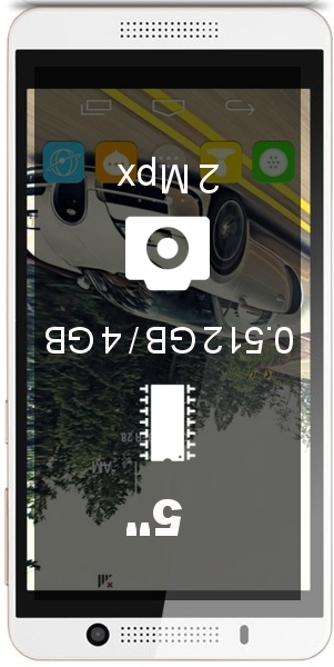 Landvo V7 smartphone