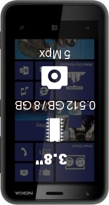 Nokia Lumia 620 smartphone