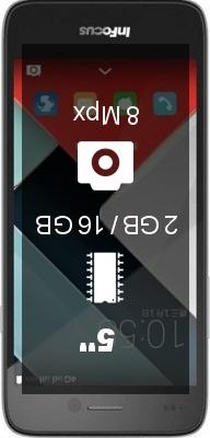InFocus M350 smartphone